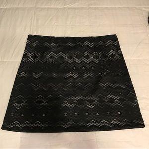 Athleta lined skirt